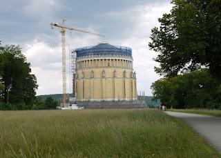 Befreiungshalle auf dem Michelsberg bei Kelheim
