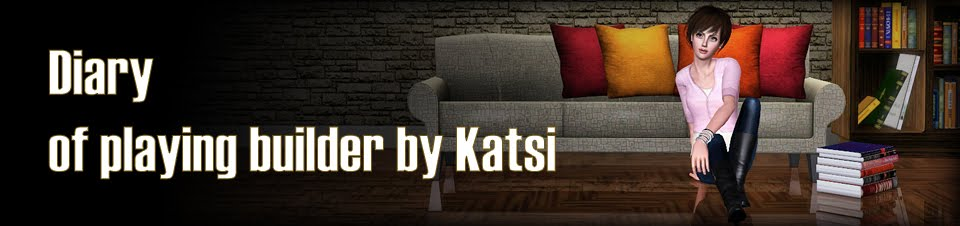 Diary of playing builder by Katsi
