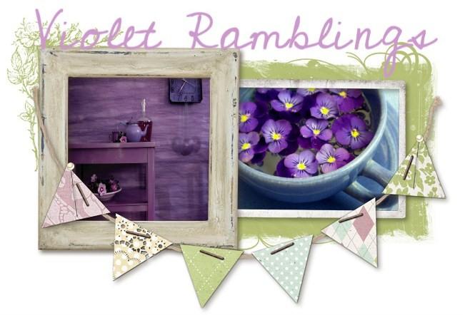 Violet Ramblings