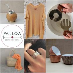 Pallqa | objetos de artesanos de nuestra tierra