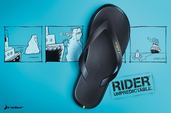 Rider Sandal