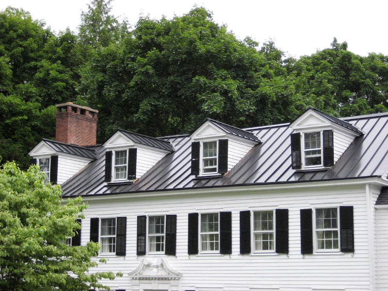 J and l projects the things we would love to do to the - Black metal roof pictures ...