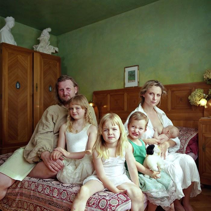 фото семья частное