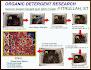 ORGANICS DETERGENT RESEARCH