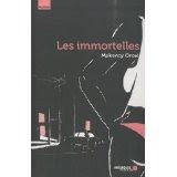"""Makenzy Orcel , """"Les immortelles"""", Mémoire d'encrier."""