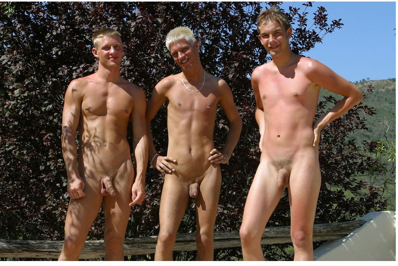 Nude Sport Men Bulges
