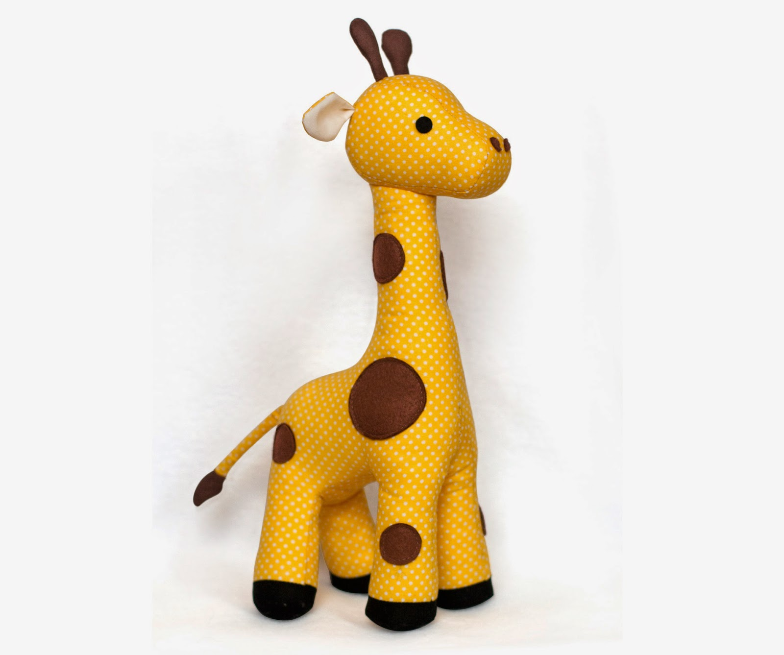 Diy Giraffe Toy Giraffe Plush Toy