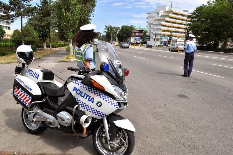 politie pe litoral