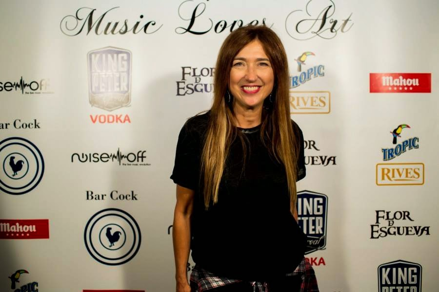 Music Loves Art, Evento, Bar Cock, Flor de Esgueva, Mahou 5 estrellas, King Peter Vodka, Tropic Premiun Rives, Carmen Hummer, Pilar Echalecu, Pablo Vega