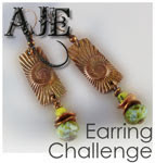 Art Jewelry Earring Challenge