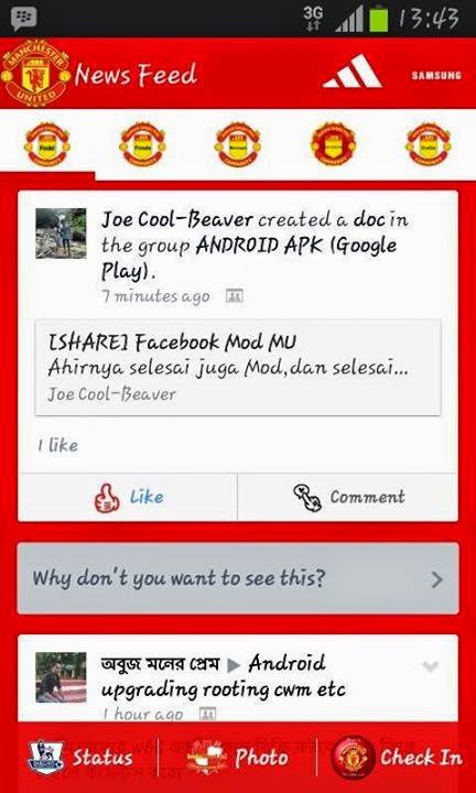 Facebook Mod Versi Terbaru di Android