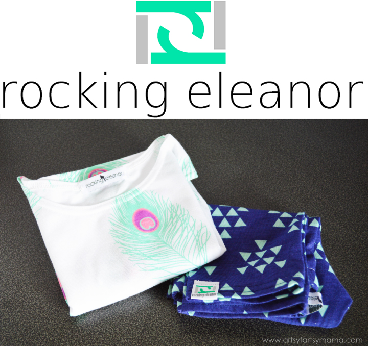 Rocking Eleanor Review at artsyfartsymama.com #kidsfashion