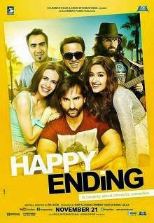 Happy Ending (2014) Hindi Movie Poster