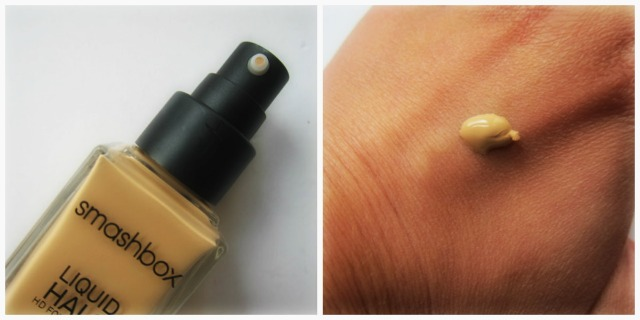 Smashbox Liquid Halo Foundation