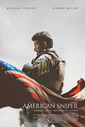 Poster American Sniper 2014