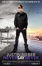 Phim Justin Bieber Đừng Bao Giờ Nói Không Bao Giờ