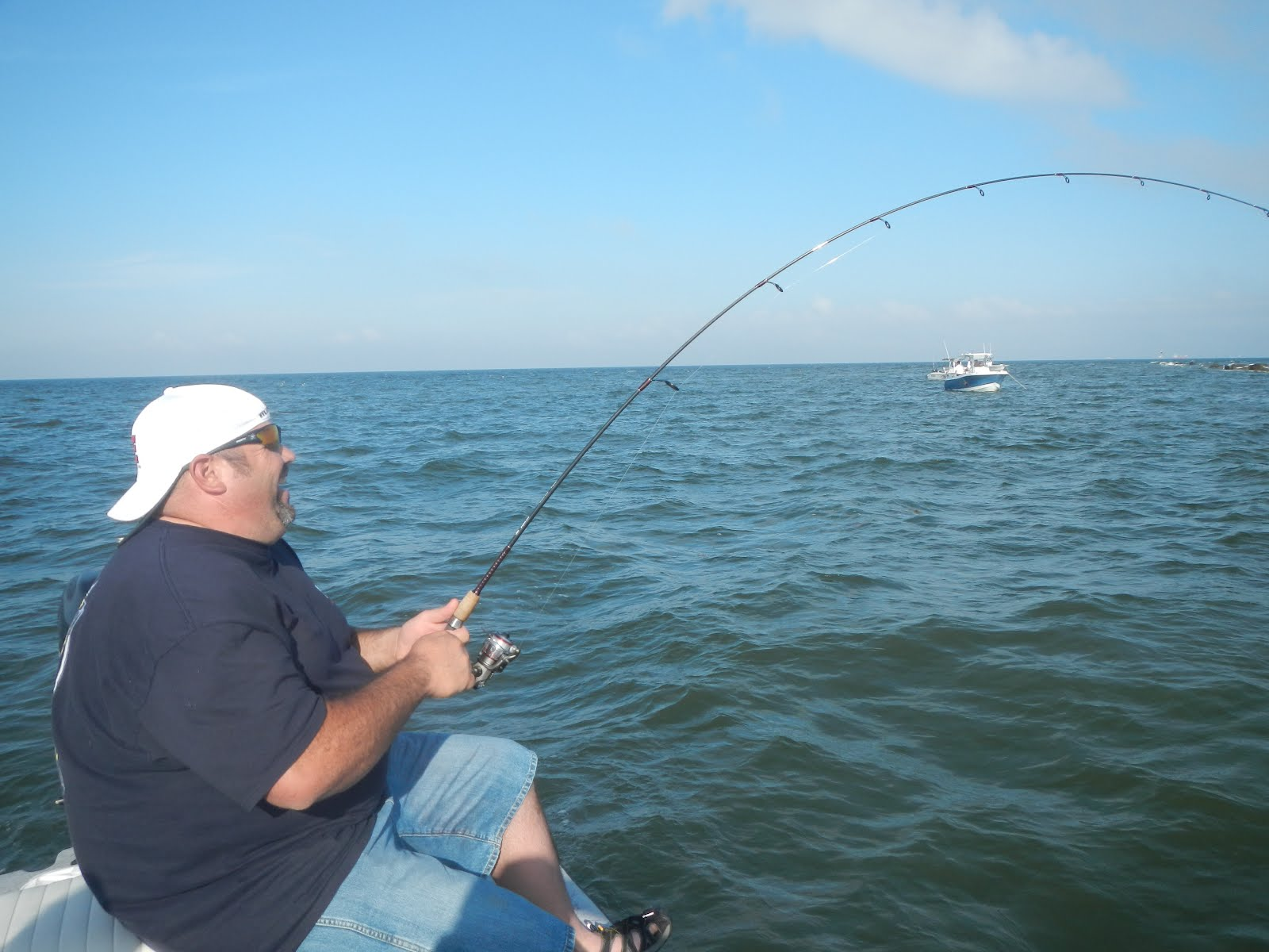 Galveston bay fishing reports march 2012 for Galveston jetty fishing report