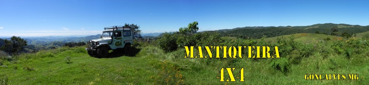 MANTIQUEIRA 4X4