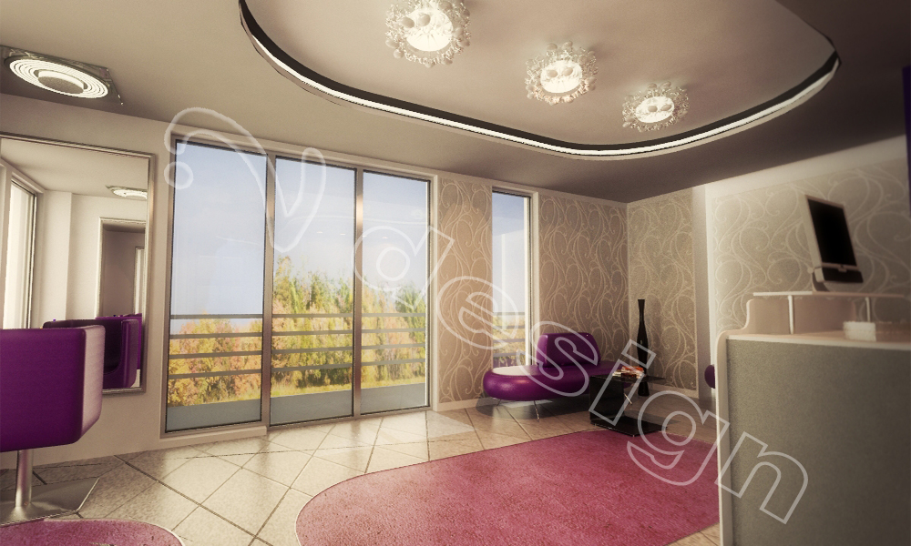 Beauty Salon Interior Design Beauty Salon Interior Design