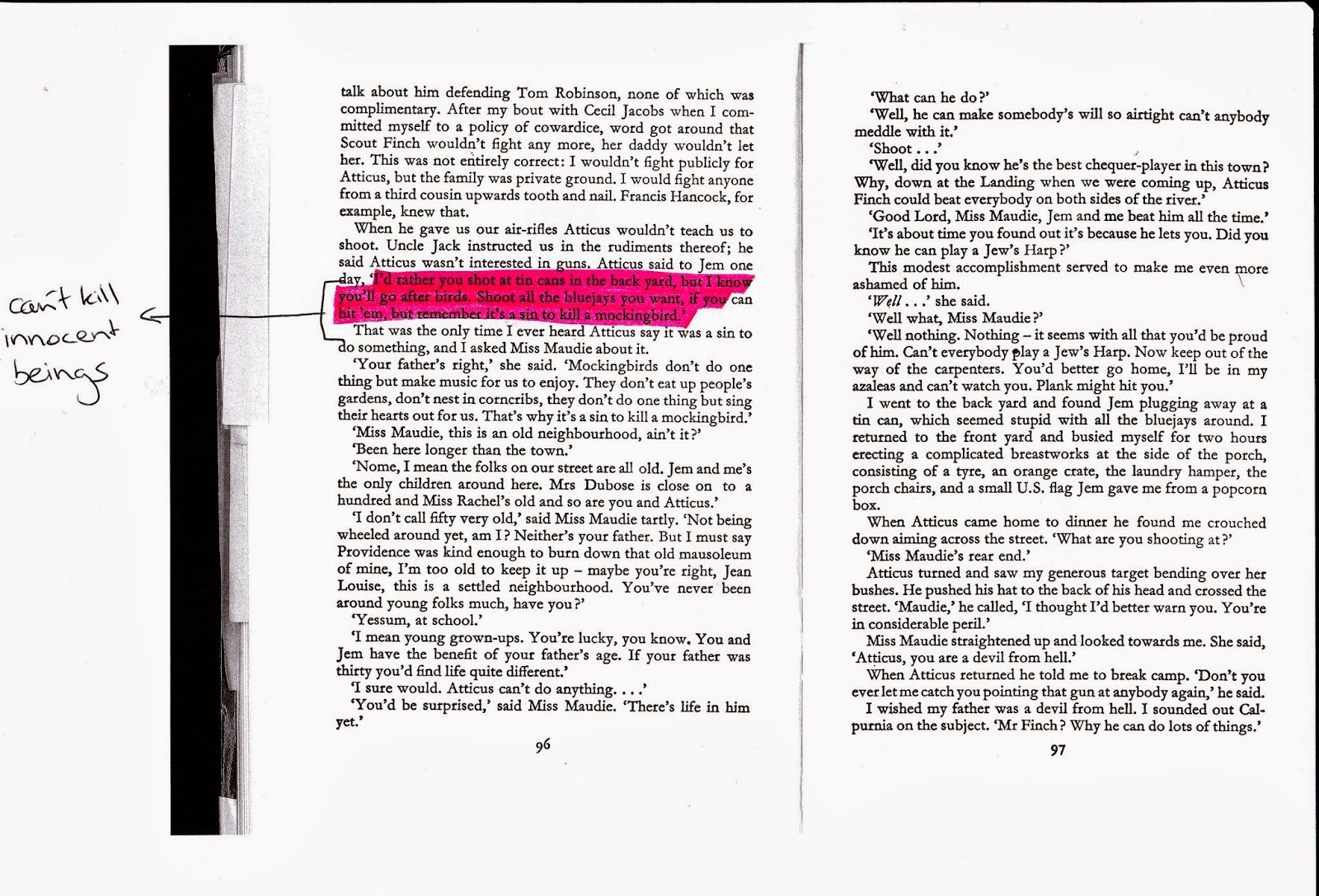 point of view in to kill a mockingbird essay Writing sample of essay on a given topic to kill a mockingbird to kill a mockingbird, harper lee (essay mr finch signifies a liberal point of view that is.