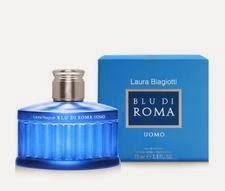 .Laura Biagiotto –BLU DI ROMA- UOMO