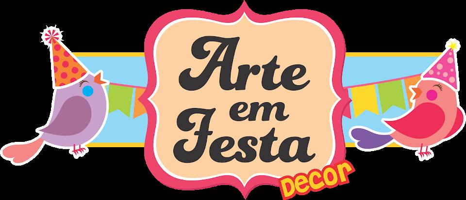 ARTE EM FESTA DECOR