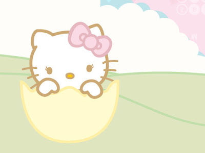 Cute Hello Kitty Desktop Wallpaper