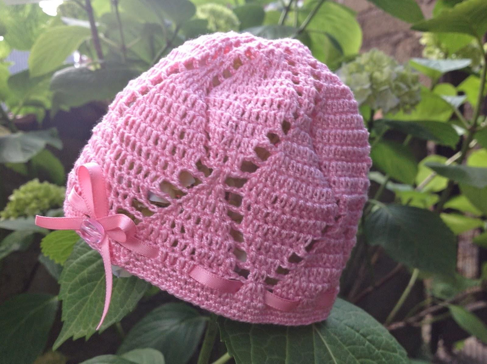 Il Giardino Di Flora Uncinettose Evasioni Ed Altro Cappellino Di