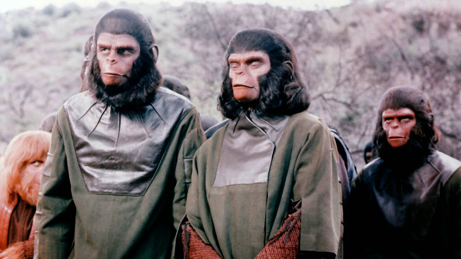 Apes Movies Series The Fifth Apes Movie is
