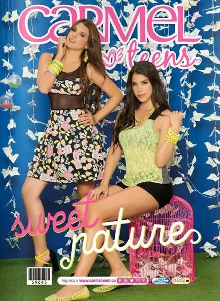 catalogo carmel campaña 4 2014 teens