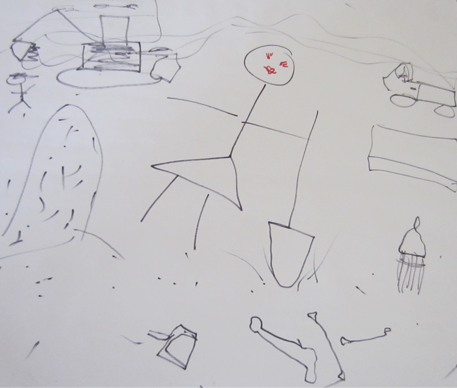 Line Drawing Of Yourself : Questions kids ask the archaeologist