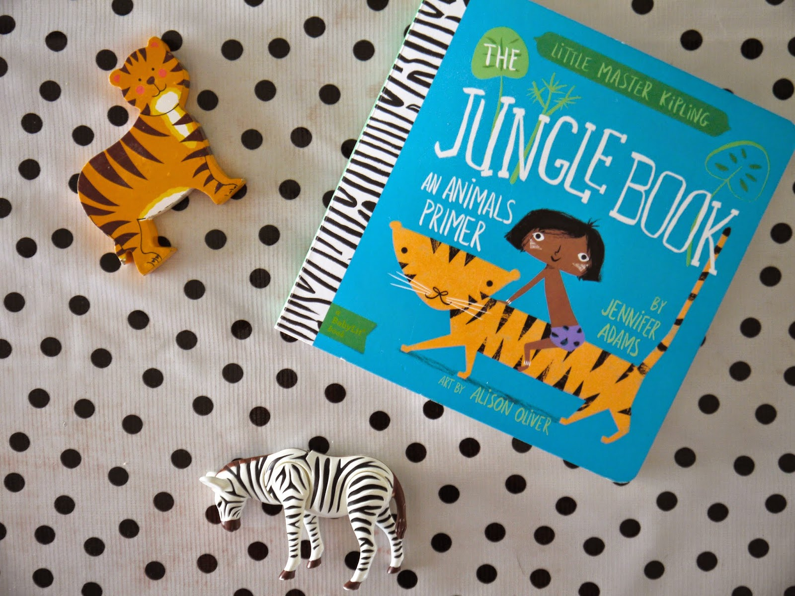 BabyLit The Jungle Book