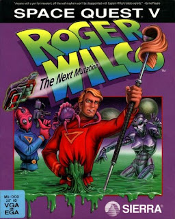 Space Quest V