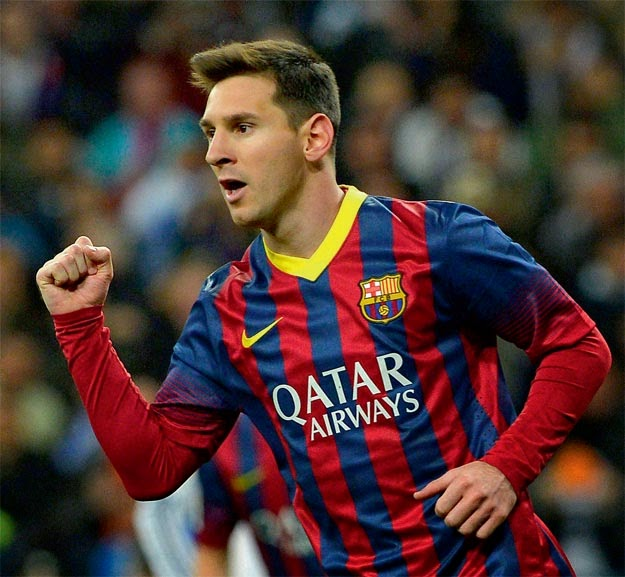 Torehan Gol Messi 71 Gol, Menyamai Rekor Raul Gonzalez di Champion League
