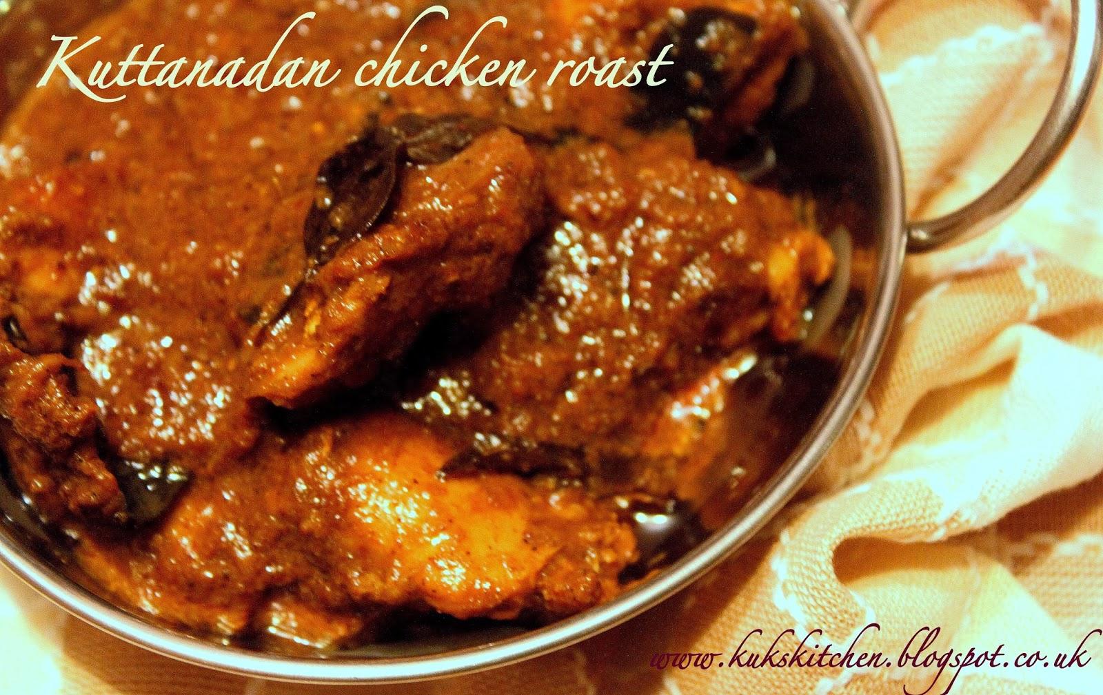 Kuks kitchen easy kerala malayali syrian christian recipes kuttanadan chicken roast forumfinder Image collections