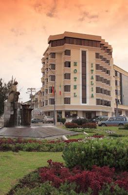 Hotel Italia de Cuenca