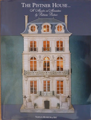 The Pistner House,Patricia PISTNER,Maison de Poupée,Doll house