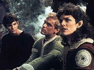 "Spock,David,Saavik,Kirk,""The Fall"",genesis"