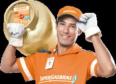 EM ITAÚ AGORA VOCÊ TEM: SUPERGASBRAS