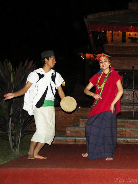 Tamang dress image cartoon