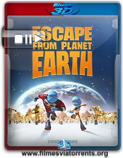 A Fuga do Planeta Terra Torrent - BluRay Rip 1080p 3D HSBS Legendado (2013)