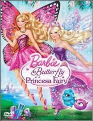 Barbie Butterfly e a Princesa Fairy Torrent Dublado