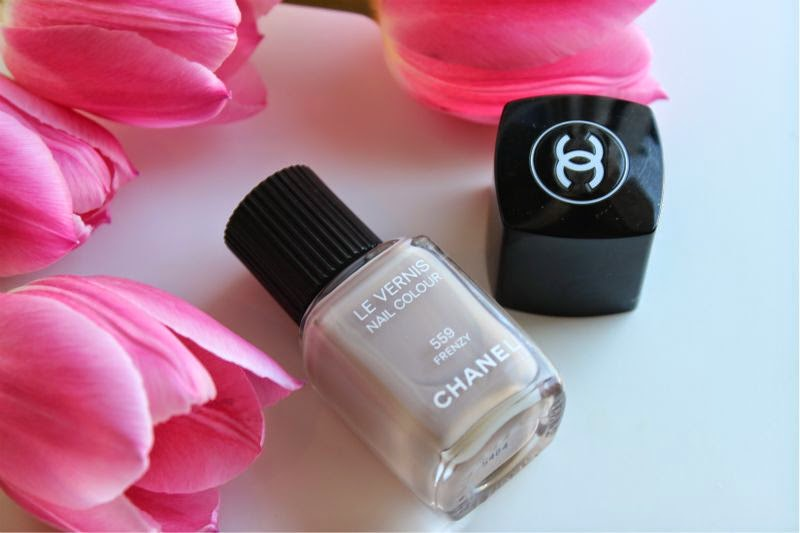 Chanel Frenzy Les Vernis Nail Polish
