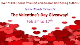 The Sexee Reads Valentine's Day Giveaway