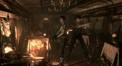 Resident Evil 0 HD Remaster Game ISO Download