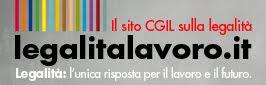 Il sito della Cgil sulla Legalità