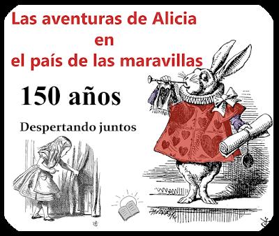 Lectura conjunta: Las aventuras de Alicia en el País de las Maravillas