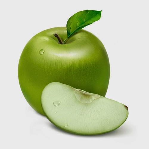 Если любимый фрукт яблоко, тест