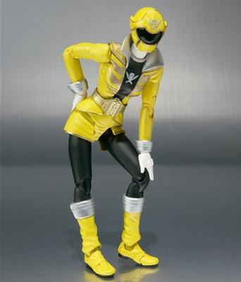 S.H.Figuarts Gokaiger Gokai Yellow