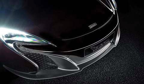McLaren Special Operations MSO 650S Coupe Concept
